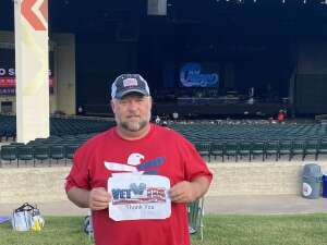 Robert J attended An Evening With Chicago and Their Greatest Hits on Jun 26th 2021 via VetTix