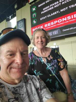Larry Cohen attended An Evening With Chicago and Their Greatest Hits on Jun 26th 2021 via VetTix