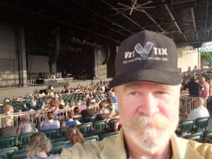 Al Hays attended An Evening With Chicago and Their Greatest Hits on Jun 26th 2021 via VetTix