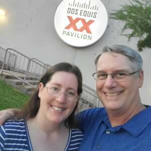 John K. attended An Evening With Chicago and Their Greatest Hits on Jun 26th 2021 via VetTix