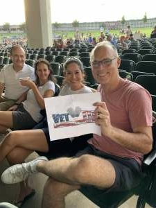 Dan attended An Evening With Chicago and Their Greatest Hits on Jun 26th 2021 via VetTix