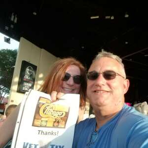 Asa P. attended An Evening With Chicago and Their Greatest Hits on Jun 26th 2021 via VetTix