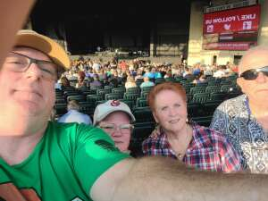 Kevin Rogers attended An Evening With Chicago and Their Greatest Hits on Jun 26th 2021 via VetTix