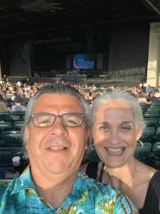 Hugo Jaramillo attended An Evening With Chicago and Their Greatest Hits on Jun 26th 2021 via VetTix