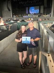 John S. attended An Evening With Chicago and Their Greatest Hits on Jun 26th 2021 via VetTix