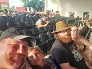 Rocky attended An Evening With Chicago and Their Greatest Hits on Jun 26th 2021 via VetTix