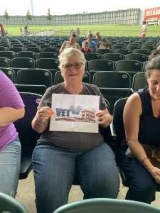 Colleen attended An Evening With Chicago and Their Greatest Hits on Jun 26th 2021 via VetTix