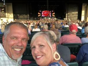 Albert attended An Evening With Chicago and Their Greatest Hits on Jun 26th 2021 via VetTix