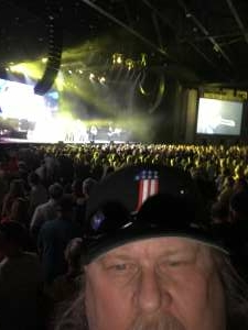 Bobbie Lambeth attended An Evening With Chicago and Their Greatest Hits on Jun 26th 2021 via VetTix