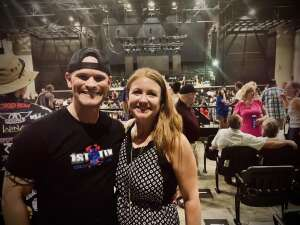 Jared attended An Evening With Chicago and Their Greatest Hits on Jun 26th 2021 via VetTix