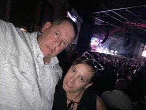 John Eanes attended An Evening With Chicago and Their Greatest Hits on Jun 26th 2021 via VetTix