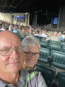 bray attended An Evening With Chicago and Their Greatest Hits on Jun 26th 2021 via VetTix