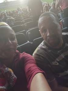 AC attended An Evening With Chicago and Their Greatest Hits on Jun 26th 2021 via VetTix
