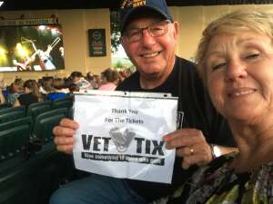 Tim Howell attended An Evening With Chicago and Their Greatest Hits on Jun 26th 2021 via VetTix