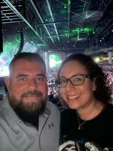 Mauricio Trigueros  attended An Evening With Chicago and Their Greatest Hits on Jun 26th 2021 via VetTix
