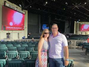 Wayne attended An Evening With Chicago and Their Greatest Hits on Jun 26th 2021 via VetTix