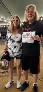 LBARBER  attended An Evening With Chicago and Their Greatest Hits on Jun 26th 2021 via VetTix
