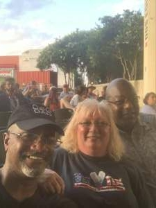 Oscar Shaw III attended An Evening With Chicago and Their Greatest Hits on Jun 26th 2021 via VetTix
