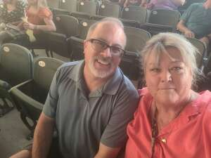 JEB attended An Evening With Chicago and Their Greatest Hits on Jun 26th 2021 via VetTix