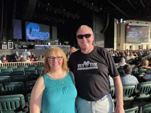Philip attended An Evening With Chicago and Their Greatest Hits on Jun 26th 2021 via VetTix