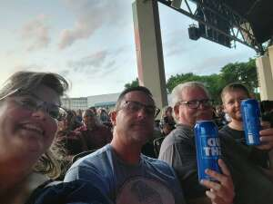 Jerry attended An Evening With Chicago and Their Greatest Hits on Jun 26th 2021 via VetTix