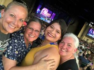 MGySgt St.Marie attended An Evening With Chicago and Their Greatest Hits on Jun 26th 2021 via VetTix