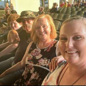 Aletha H. attended An Evening With Chicago and Their Greatest Hits on Jun 26th 2021 via VetTix