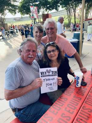 Randy S attended An Evening With Chicago and Their Greatest Hits on Jun 26th 2021 via VetTix