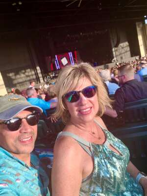 Tony attended An Evening With Chicago and Their Greatest Hits on Jun 26th 2021 via VetTix
