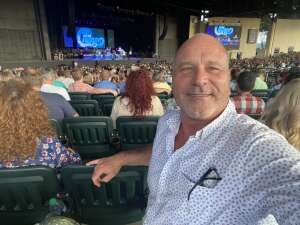 Dave Flaishans attended An Evening With Chicago and Their Greatest Hits on Jun 26th 2021 via VetTix