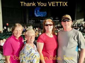 Ralph Smith attended An Evening With Chicago and Their Greatest Hits on Jun 26th 2021 via VetTix