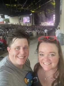 CorriE attended An Evening With Chicago and Their Greatest Hits on Jun 26th 2021 via VetTix