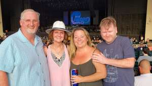 Don Kirkham attended An Evening With Chicago and Their Greatest Hits on Jun 26th 2021 via VetTix