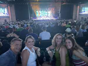 Susan attended An Evening With Chicago and Their Greatest Hits on Jun 26th 2021 via VetTix
