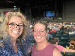 Kathryn  attended An Evening With Chicago and Their Greatest Hits on Jun 26th 2021 via VetTix