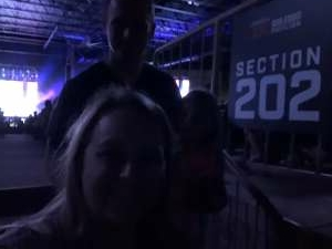 Brandon Hebb attended An Evening With Chicago and Their Greatest Hits on Jun 26th 2021 via VetTix