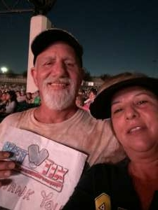 SGT Headrick attended An Evening With Chicago and Their Greatest Hits on Jun 26th 2021 via VetTix