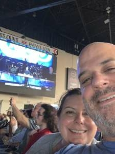 Brian attended An Evening With Chicago and Their Greatest Hits on Jun 26th 2021 via VetTix