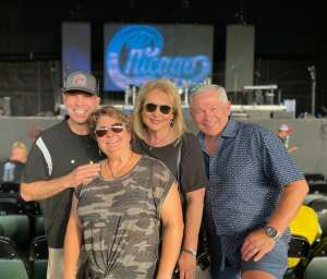 David T attended An Evening With Chicago and Their Greatest Hits on Jun 26th 2021 via VetTix