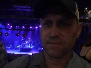 Jovi Joy at Amos' Southend attended Slippery When Wet on May 15th 2021 via VetTix