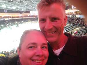 Christopher Sumpter attended Kansas City Mavericks vs. Utah Grizzlies - ECHL on May 28th 2021 via VetTix