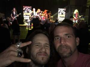 Deez Nutz attended Excitable the Ultimate Def Leopard Tribute on Sep 17th 2021 via VetTix