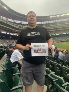 Click To Read More Feedback from Minnesota Twins vs. White Sox - MLB