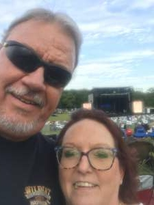 Steve attended 38 Special With Molly Hatchet on May 15th 2021 via VetTix