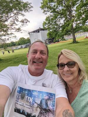 1SG K attended 38 Special With Molly Hatchet on May 15th 2021 via VetTix