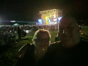 ShumateK attended 38 Special With Molly Hatchet on May 15th 2021 via VetTix