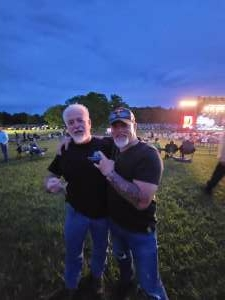 Jimmy attended 38 Special With Molly Hatchet on May 15th 2021 via VetTix