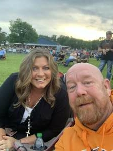 Al attended 38 Special With Molly Hatchet on May 15th 2021 via VetTix