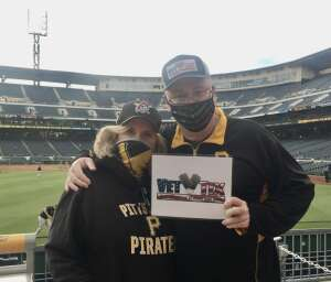 Click To Read More Feedback from Pittsburgh Pirates vs. San Francisco Giants - MLB