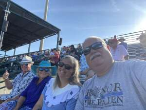 John S attended Bradenton Marauders vs. Palm Beach Cardinals - MiLB - Military Appreciation Night on May 29th 2021 via VetTix
